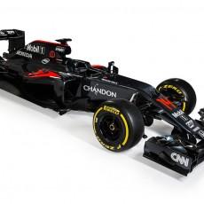 McLaren‐Honda、新型マシン「MP4‐31」を公開