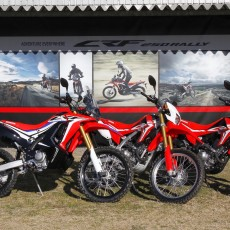 Honda CRF250RALLY 製品説明編