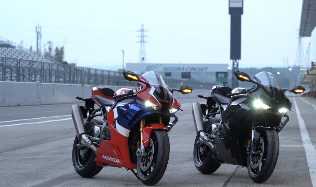 Honda CBR1000RR-R (欧州仕様)報道撮影会