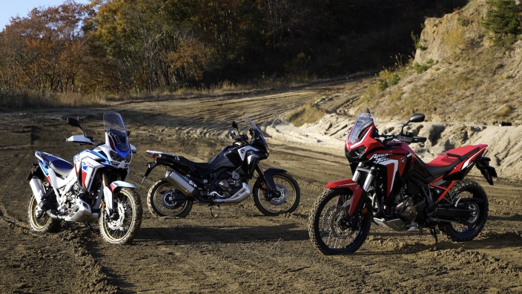 Honda CRF1100L Africa Twin / Adventure Sports発表!